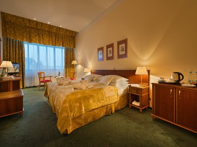 EA Hotel Rokoko**** - executive double