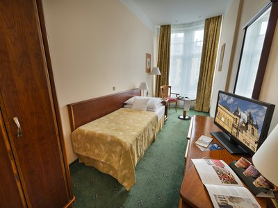 EA Hotel Rokoko**** - single room
